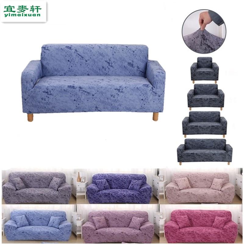 Cubre sofá de Estiramiento Elástico Suave De Lujo Funda Protector sofá de 2//3 asientos