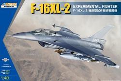 Кинетический 48086 F-16XL-2 опытный боец