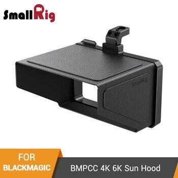 цена на SmallRig for BMPCC 4K 6K Sun Hood For Blackmagic Design Pocket Cinema Camera 4K Video Shooting Sun Shield Hood -2299