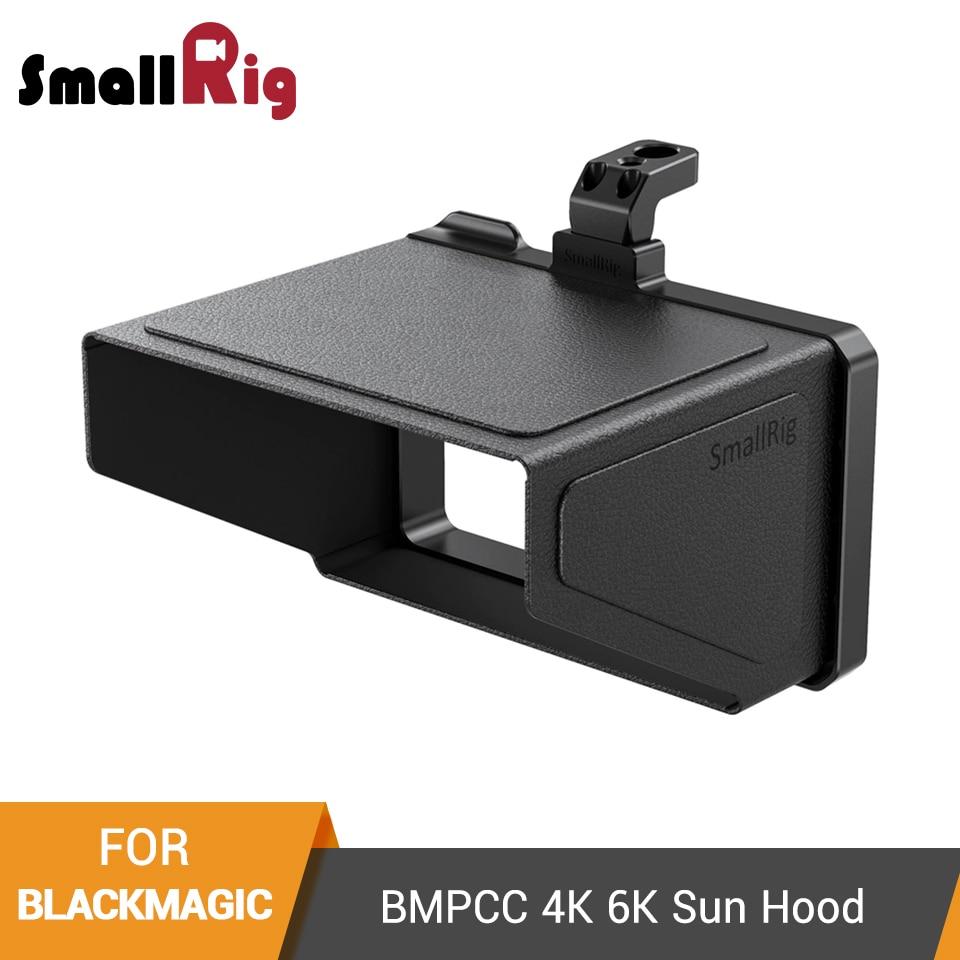 Deals  SmallRig for BMPCC 4K 6K Sun Hood For Blackmagic Design Pocket Cinema Camera 4K Video Shooting Sun