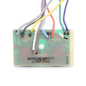 Image 5 - 5 قطعة/الوحدة الرئيسي امدادات الطاقة 200W 42 47 بوصة كامل ذكي تلفاز LCD إصلاح وحدة LCD لوحة تحكم شاملة في التلفزيون الإل سي دي إمدادات الطاقة وحدة