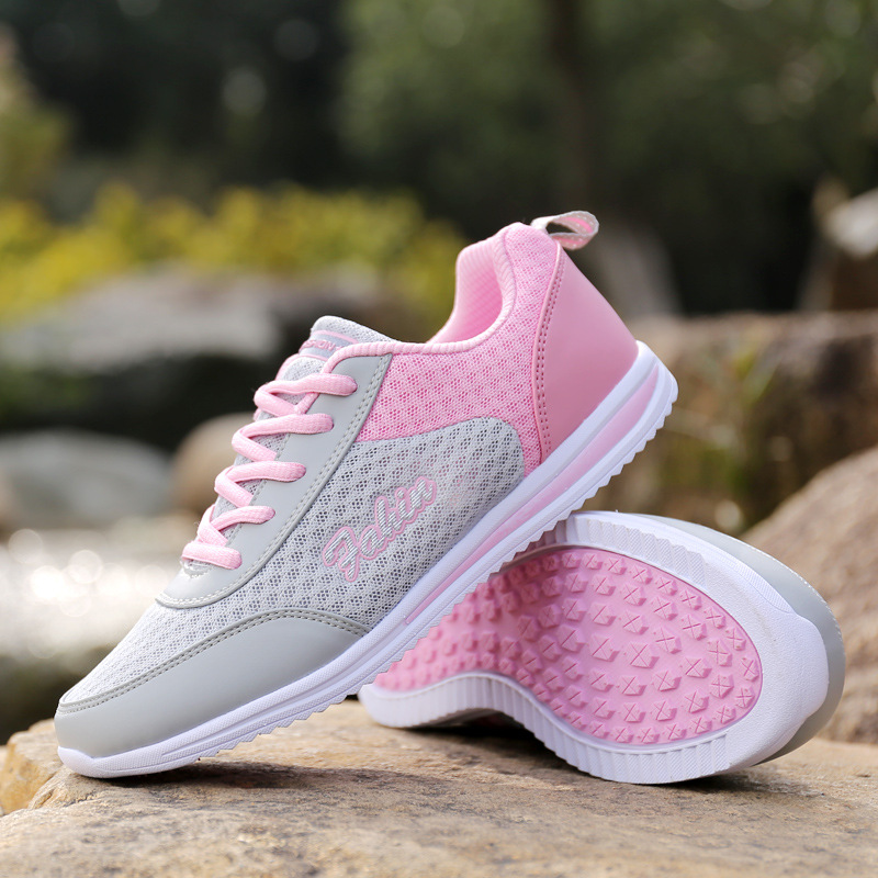 Running Shoes Outdoor Women Sneakers 2020 Light Jogging Sport Shoes Woman Breathable Outdoor Women Sneakers Zapatillas Mujer