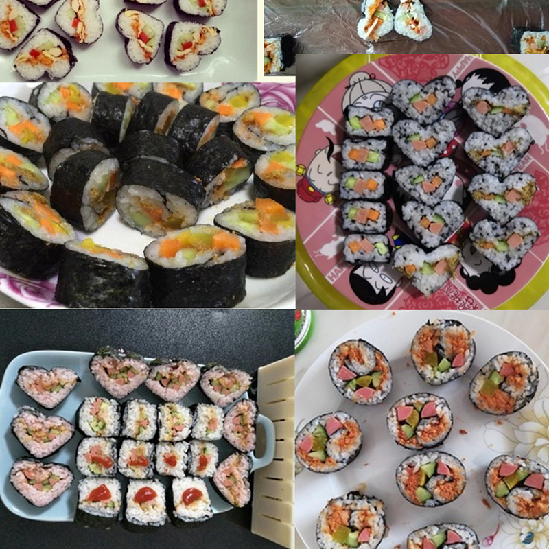Суши, морские водоросли нори, класс А +, суши с морскими водорослями, суши, нори, вторичное цельное жаркое, упаковка для риса, суши, 50-100 шт./пакет-4