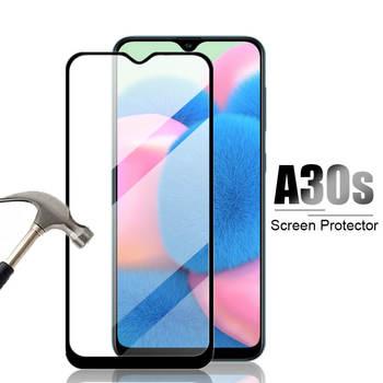 3D 삼선 A30s 보호 유리 삼성 갤럭시 A30s 강화 유리 갤럭시 A51 A21s A71 M30s A 30 S A30s 스크린 프로텍터