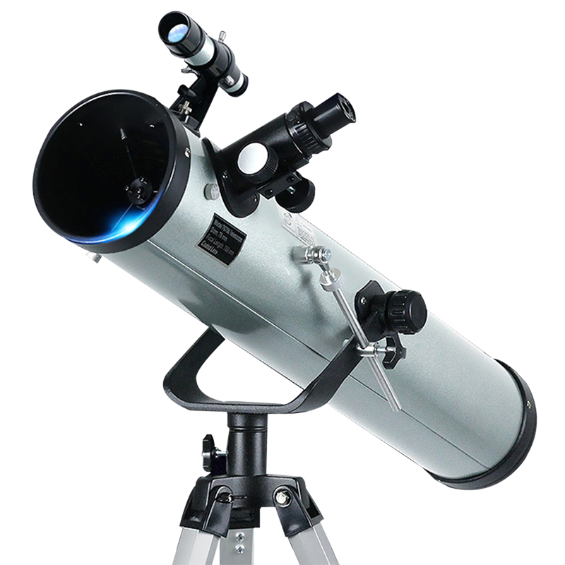 525x Refracting Telescope Night Vision HD Starry Sky Monocular Space Observation Mirror Outdoor Telescope With Portable Tripod