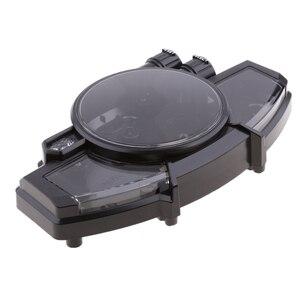 Черный чехол для спидометра для Yamaha YZF R1 2007 2008