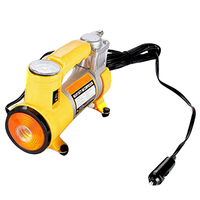 New Portable Mini Car Air Compressor Electric Tire Infaltor Pump 12 Volt