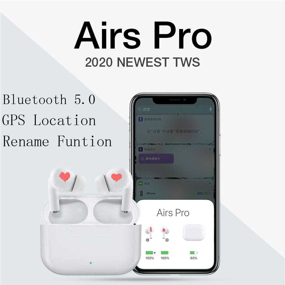 Aris Pro3 TWS Bluetooth наушники беспроводные наушники Air3 наушники с чехлом для iPhone pod Pro3 I20000 I500 Max