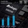 X96 mini Smart TV BOX Amlogic S905W X96mini Android 9 0 TV box 2GB 16GB 2 4G WiFi 3D 4k Media player Youtube Ship Spain Brazil review