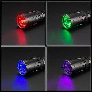 Image 2 - Nitecore 5 di Colore Rgb + Luce Uv SRT7GT + Batteria Ricaricabile Del Cree XP L Hi V3 1000LM Intelligente Anello Torcia Elettrica Impermeabile di Salvataggio Torcia