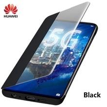 HUAWEI P30Pro Case Flip 100% Original Huawei P40pro Case Smart View Huawei P40 P30 Case Luxury