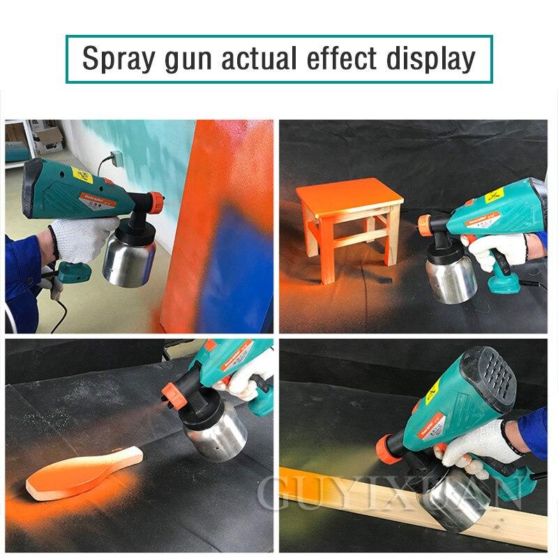 pistola ferramentas pintura doméstica