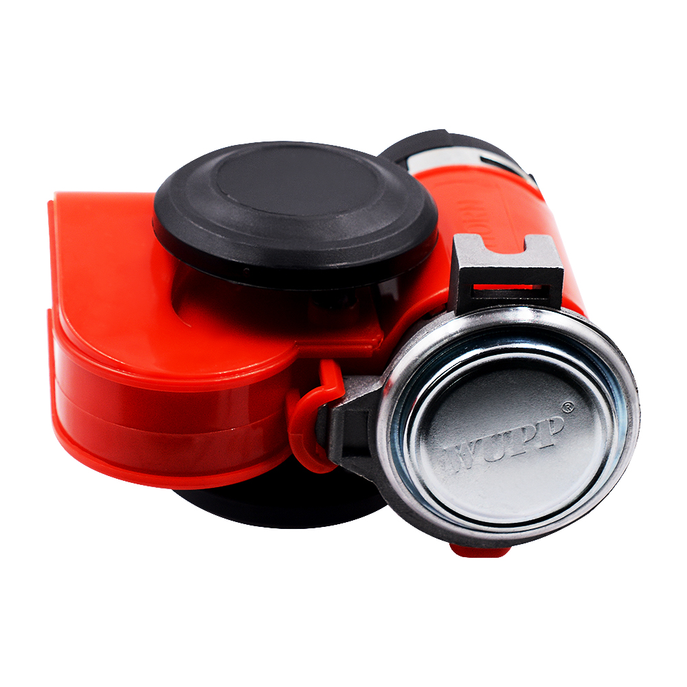 Image 4 - 12V Car And Motorcycle Modified Super Snail Integrated Air Horn For Car Motorcycle Truck Mounting Accessories