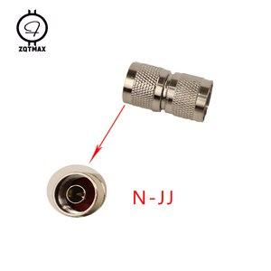 Image 3 - ZQTMAX 10PCS Variety models N KK N JJ N J5/J7 N 75 5/7 N Type Male Female Connector Coaxial Connectors Convert Adapter