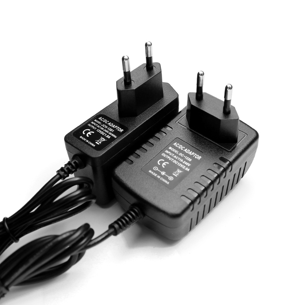AC DC 5V 9V 12V <font><b>24V</b></font> Power Supply 1A 2A 3A 220V To 5V 9V 12V Switching Power Supply Adapter AC-DC 220V To 12 5 9 V <font><b>MeanWell</b></font> SMPS image