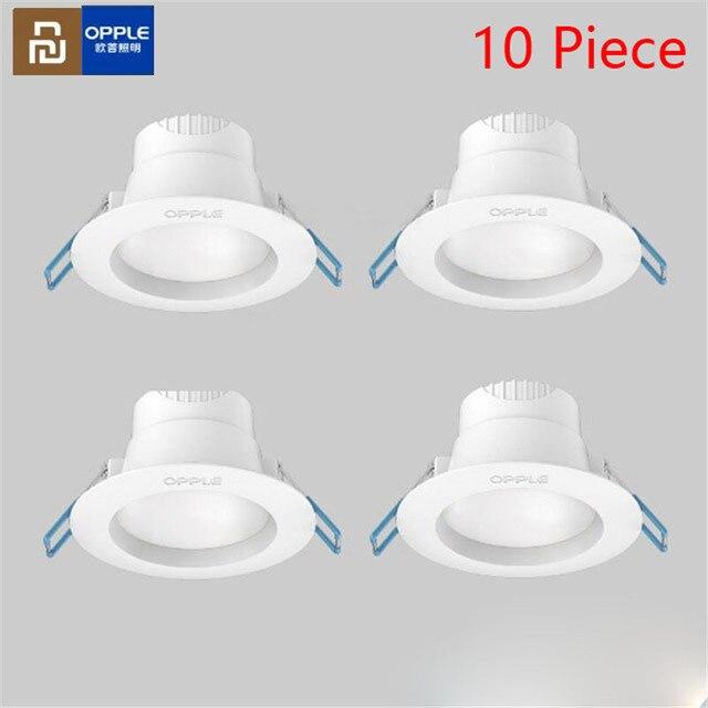 卸売 youpin opple led ダウンライト 3 ワット 120 度の角度照明白色光と暖かい天井凹型ホームオフィス
