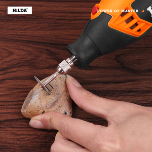 Image 5 - HILDA Electric Mini Drill Variable Speed Rotary Tool For Dremel Mini Electric Grinder Dremel Accessories drill machine