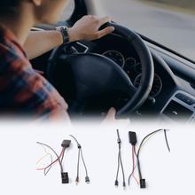 Для BMW MINI ONE COOPER E39 E53 X5Z4 AUX линейный интерфейс Android музыка