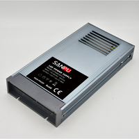 Rainproof 12VDC 400W 30A AC to DC 12V Lighting Transformer 12 Volt LED Driver Outdoor Use Garden 360W LED Power Supply