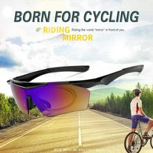 Professional Polarized Cycling Glasses Outdoor Sports Splash-proof And Explosion