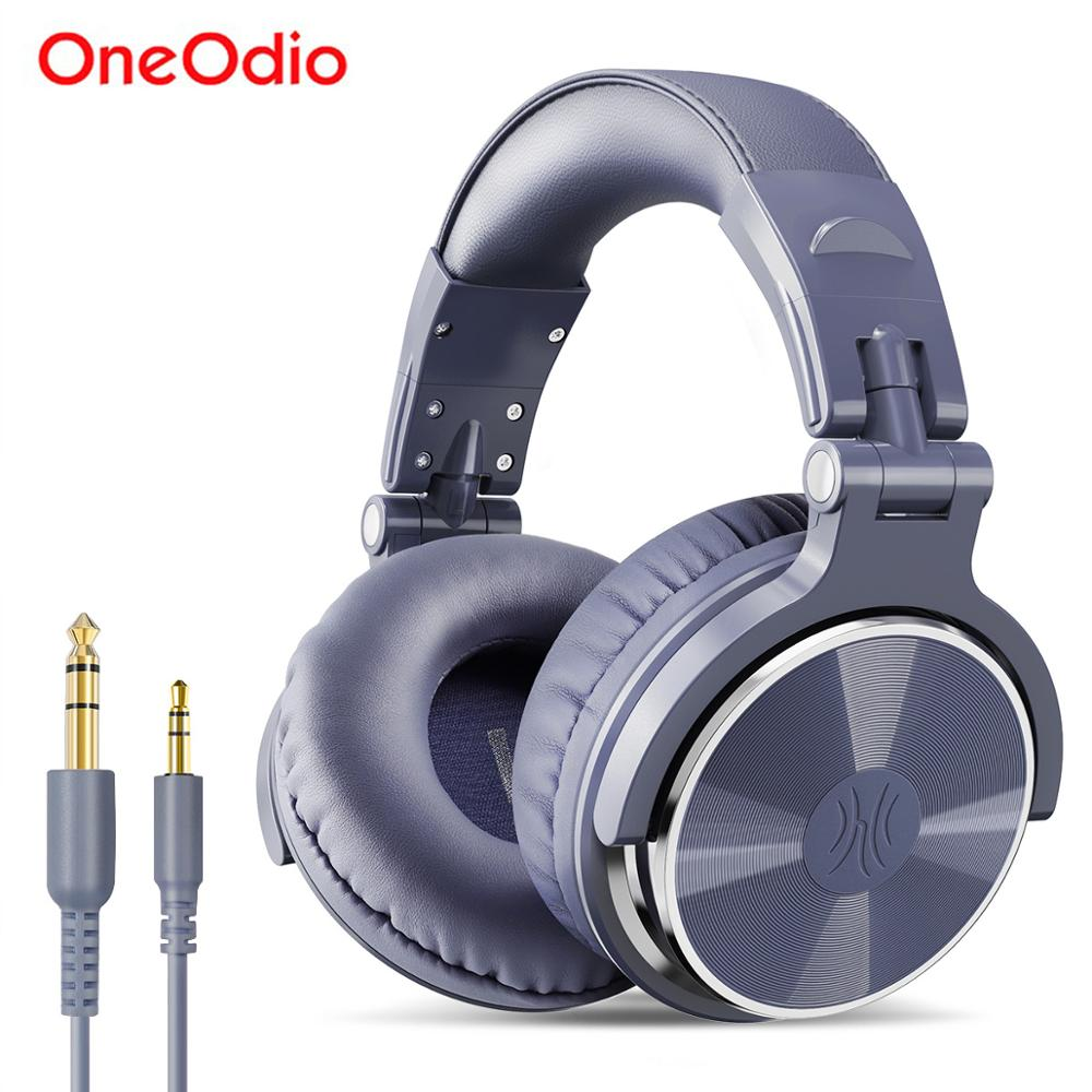 Oneodio Over-ear Wired Gaming Headset With Microphone For Phone PC Bass Studio DJ Headphone Professional Stereo Monitor Urbanfun