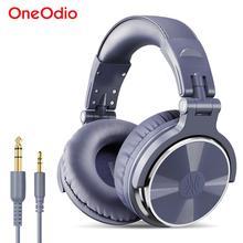 Oneodio aşırı kulak kablolu oyun kulaklığı telefon PC için mikrofon ile bas stüdyo DJ kulaklık profesyonel Stereo monitör Urbanfun