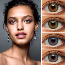 Contacts-Lens Beauty Cosmetics Eyes Gray Brown Eye-Colored Blue Natura Green for Blue/Beauty/Natura/..