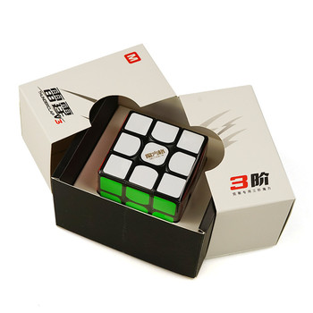 Qiyi cubes Thunderclap V3M 3x3x3 Magnetic magic cube 3x3x3 speed cubes Puzzle cubo magico profissional Magnets game cube toys