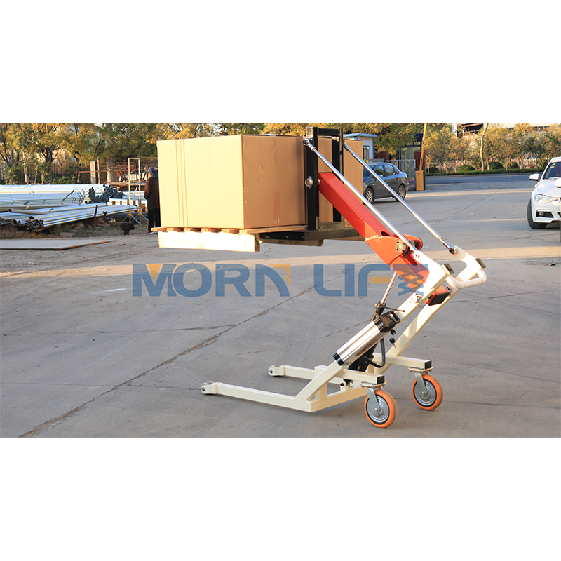 Portable Forklift Is Mainly Used For Handling In Storage, The PFL30 Logistics And Other Occasions Made In China Smart Small For