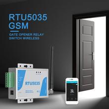 Remote Gate Control Phone Opener Shaking Operator Opening Gsm Door Wireless Rtu5035 Access