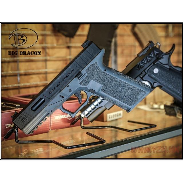 Tactical BIG DRAGON Pistol Display Stand Gun Holder Shortgun Rifle Maintenance Display Storage Rack Hunting Shooting Accessories 5