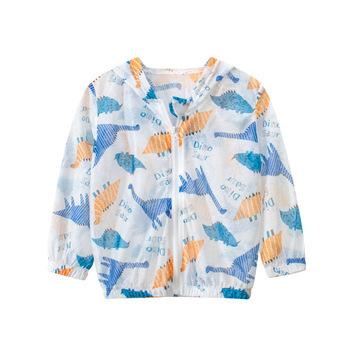 Marka odzież dziecięca lato nowe produkty 2020 odzież dziecięca odzież męska odzież dziecięca odzież chroniąca przed słońcem Airable Shirt a Gen tanie i dobre opinie 27KIDS Guangdong 3402