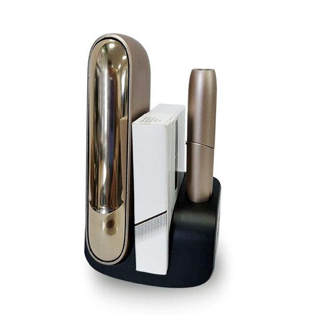 JINXINGCHENG moda tip c tasarım hızlı şarj IQOS için 3 şarj cihazı araba elektronik sigara IQOS çok 3.0