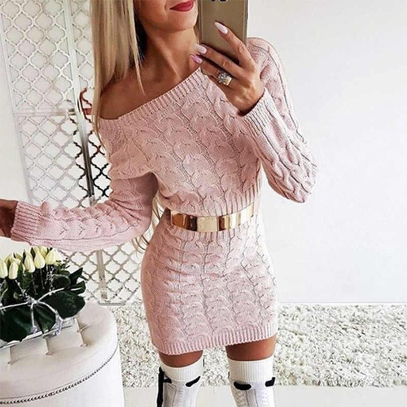 Vestido De Festa nowy kobiety sukienka ukraina Vestidos Mujer bawełna naturalny prosto darmowa wysyłka 2019 długa lampa fluorescencyjna sukienka dzianinowa