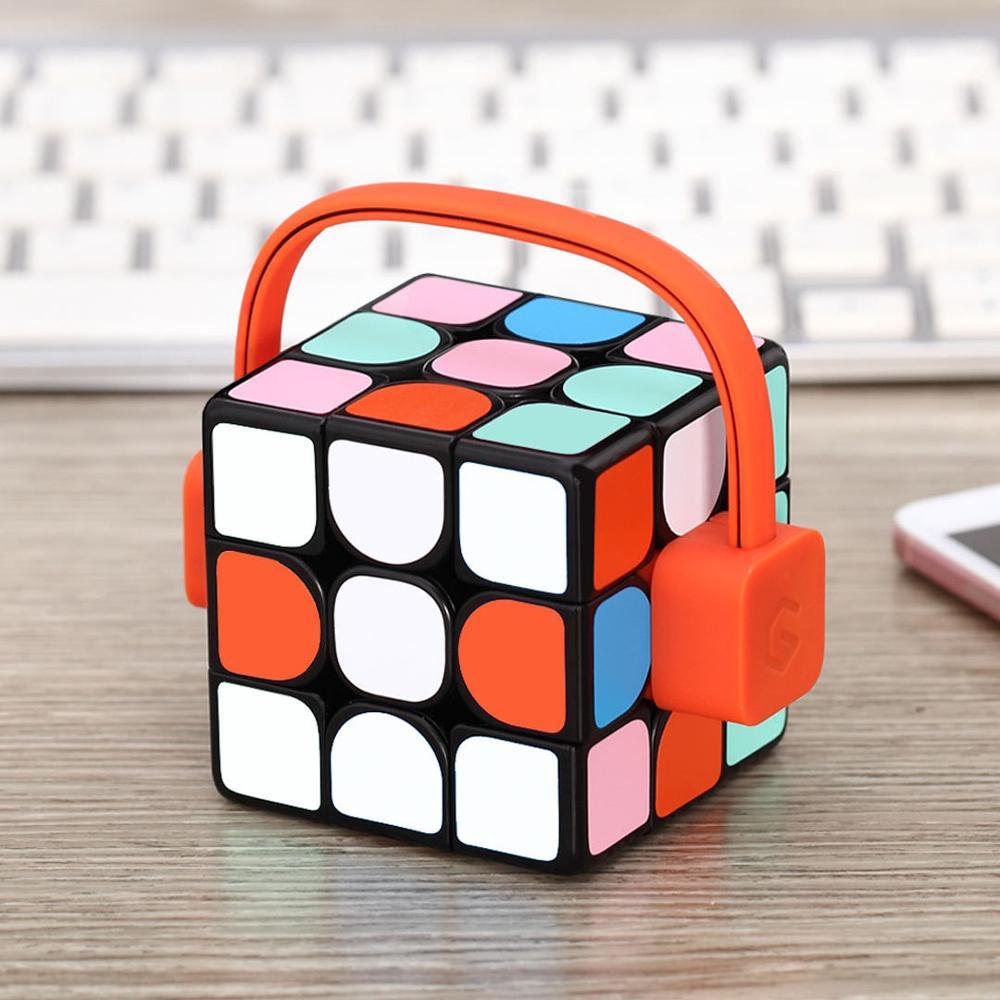 Xiaomi Mijia Giiker i3s AI Supercube Intelligent magie intelligente magnétique Bluetooth APP synchronisation Puzzle jouets