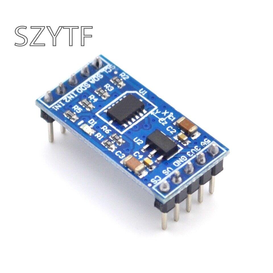 ADXL345 3-axis Digital Gravity Sensor Acceleration Module Tilt Sensor For Arduino