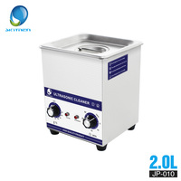 In stock Skymen 2.0L 60W 40KHz Ultrasonic Cleaner Bath Digital Ultrasound Wave Cleaning for Jewelry Parts Glasses