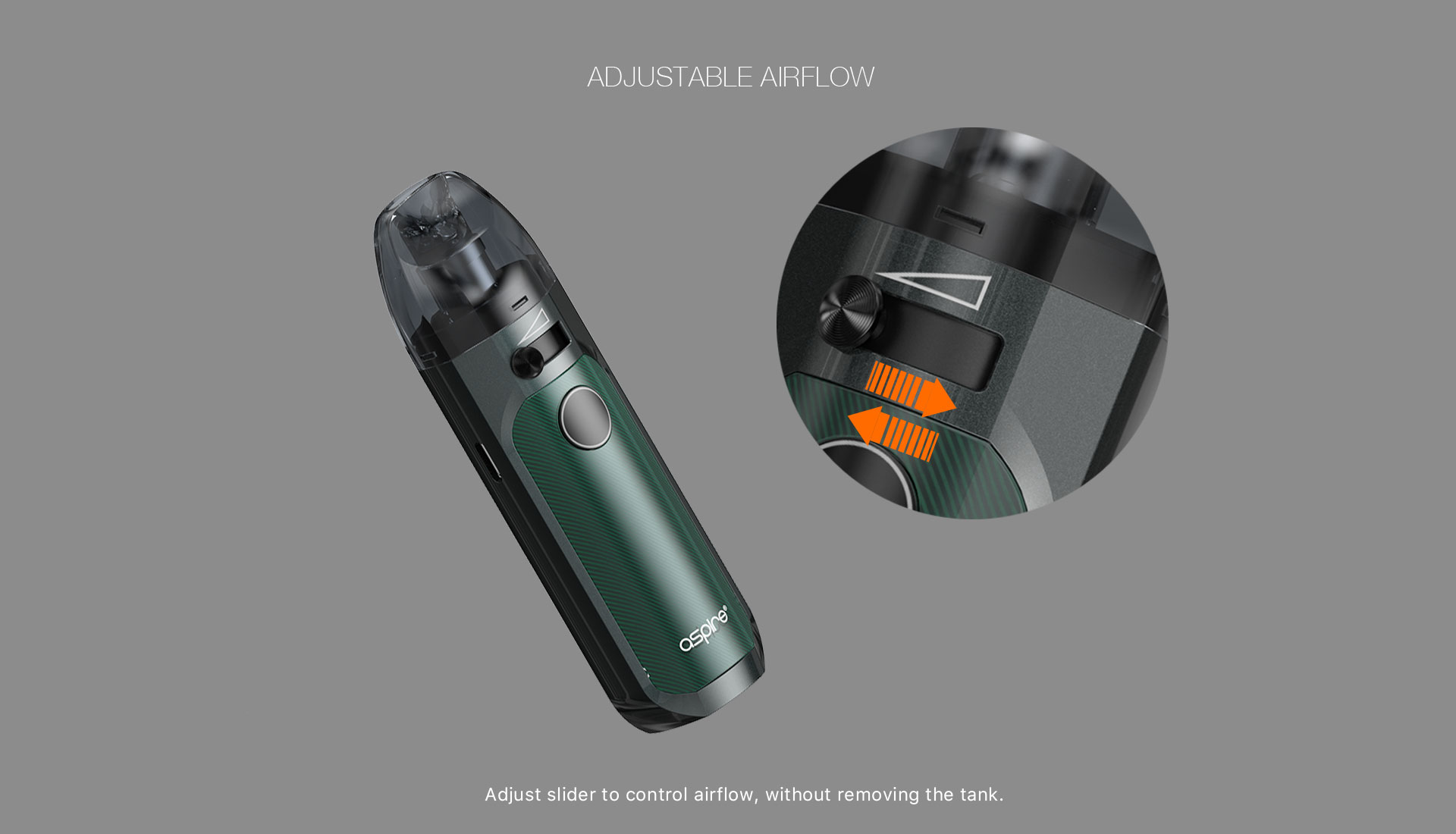 Aspire Tigon AIO 4.6ml Pod System