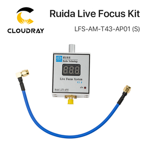 Image 3 - Cloudray LFS AM T43 AP01(S) Ruida metal cutting live focus system amplifier and amplifier connecting line for laser machine