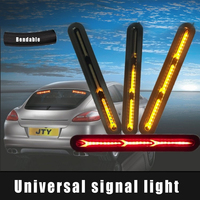 LED car lamp Turn signal brake light auto accessorie FOR t10 led canbus ford fiesta 2010 mustang opel meriva b volvo s60 nexia