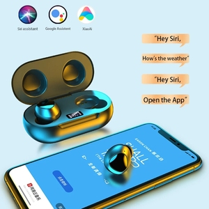 Image 4 - TWS Earbuds Bluetooth buds Wireless Charging Headp hones Mic Sports Earphones Touch For Samsung Galaxy IPhone 12