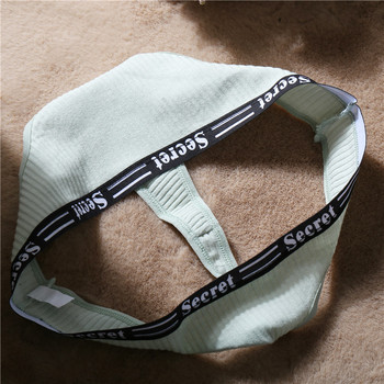Secret G-String Underwear Women Panties Thong Sexy Cotton Panties Ladies Soft Lingerie Low Rise 4