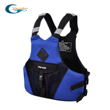YONSUB Professional Adult Adjustable Neoprene Life Vest Kayaking Boating Swimming Drifting Safety