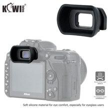 Окуляр для видоискателя камеры, увеличенный окуляр для Nikon D3500, D3400, D7500, D7200, D7100, D7000, D5200, D5100, заменяет детский окуляр для Nikon