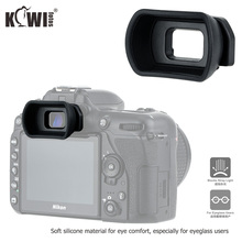 Visor de cámara ocular extendido ocular para Nikon D3500 D3400 D7500 D7200 D7100 D7000 D5200 D5100 sustituye a Nikon DK 20 DK 28