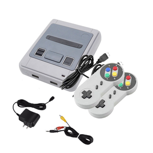Image 1 - 2019 Super Mini Classic 8 BIT Family TV Built in 620 Games Console System with Gamepad Retro Game Controller gift Dropshipping