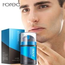 ROREC Anti Aging Face Cream Hyaluronic Acid Serum Wrinkle Day for Mens Moisturizing Oil-control Whitening Acne