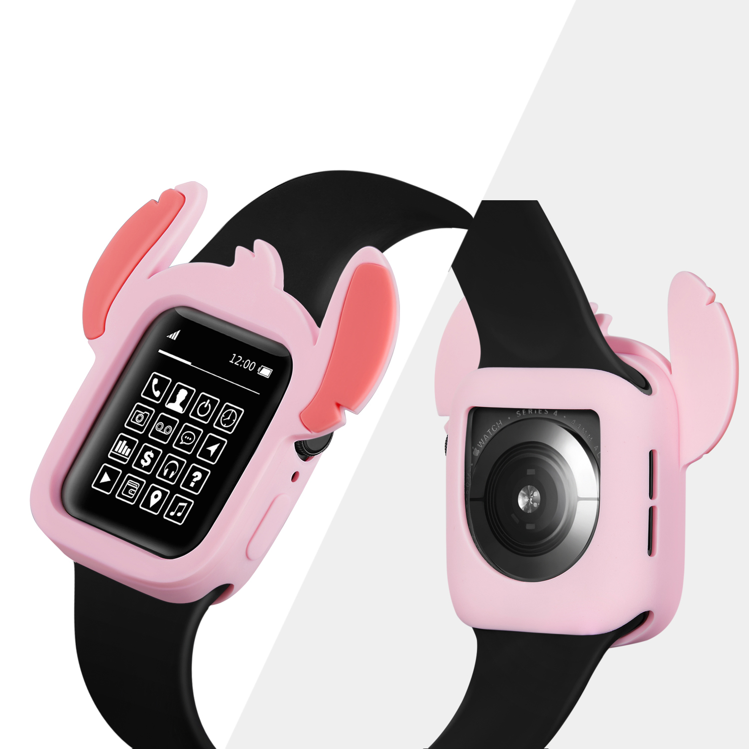 Serilabee Stitch Case for Apple Watch 18