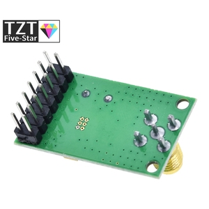 Image 4 - NRF905 Draadloze Transceiver Module Draadloze Zender Ontvanger Board NF905SE Met Antenne Fsk Gmsk Low Power 433 868 915 Mhz