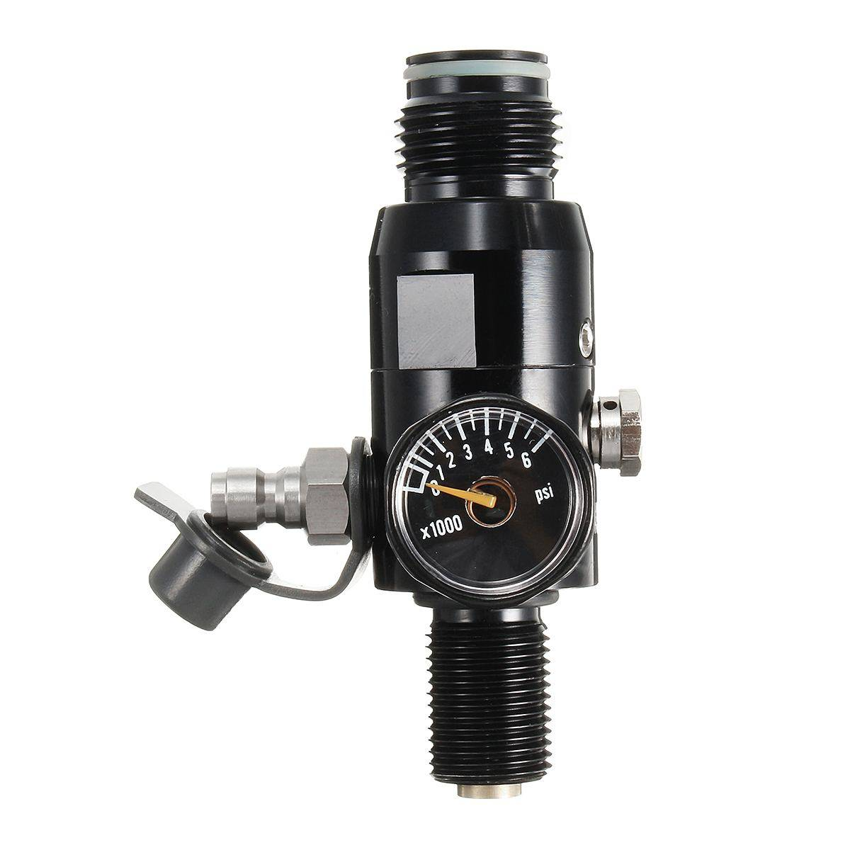 N Paintball 4500psi HPA High Compressed Air Tank Regulator Valve 2200psi U D